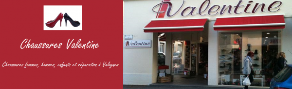 Contact - Valentine chaussures à Valognes