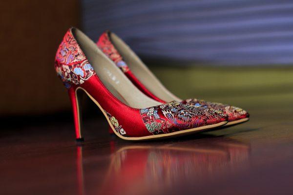 Réparation talon chaussures - Valentinex