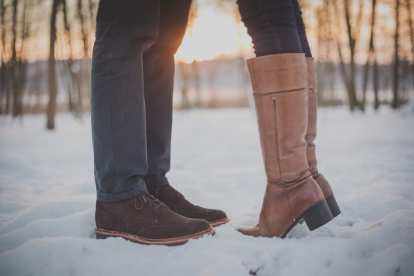 Chaussures valentine - réparation